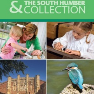Visiting Barton upon Humber & The South Humber Collection leaflet image