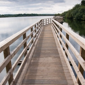 Ashby Ville Boardwalk