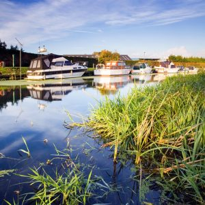 photo of the river ancholme