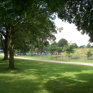 photo of scunthorpe parks