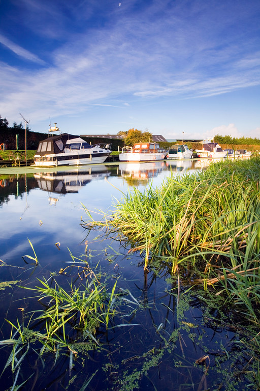 Boats on the River Ancholme