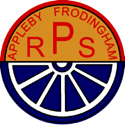 logo of the Appleby Frodingham Railway Preservation Society